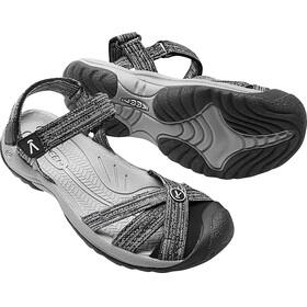 Keen W's Bali Strap Sandals Neutral Gray/Black